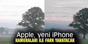 Apple, yeni iPhone kameraları ile fark yaratacak