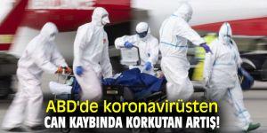 ABD'de koronavirüsten can kaybında korkutan artış!