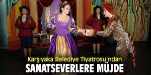 Karşıyaka'da Tiyatro perdeleri artık evlerde açılıyor!