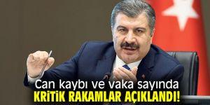 16 Nisan Türkiye'de vaka sayısı kaç oldu?