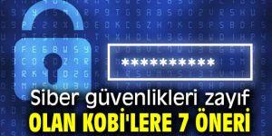 Siber güvenliğinize güvenmiyorsanız...