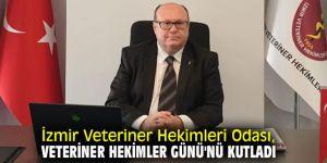 İzmir Veteriner Hekimleri Odası, Veteriner Hekimler Günü'nü kutladılar