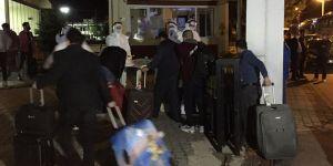 125 vatandaş karantina yurtlarına alındı