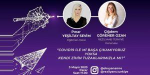 Pınar Yeşiltay Sevim'in konuğu Çiğdem Görener Ozan olacak
