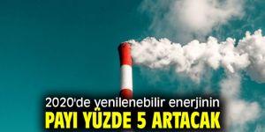 Uluslararası Enerji Ajansı açıkladı!