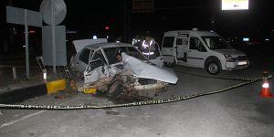 Korkunç kazada 2 ölü!