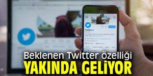 Twitter'retweet sayacı geliştiriliyor'