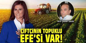 Çiftçinin Topuklu Efe'si Var!
