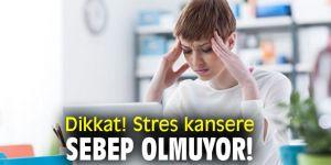 Uzmanı açıkladı! Stres Kansere Yol Açar mı?