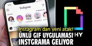 Instagram'dan yeni atak! Ünlü GIF uygulaması geliyor