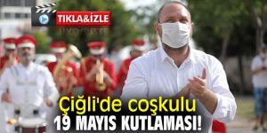 Çiğli Belediyesi 19 Mayıs'ı kutladı!