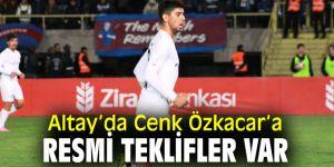 Cenk Özkacar'a resmi teklifler!