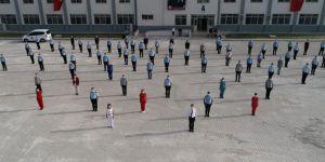 Foça Açık Ceza İnfaz Kurumu Kurumu 19 Mayıs Kutlamaları çoşkusu