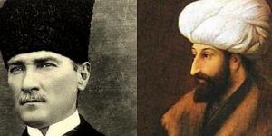Fetih mesajında Atatürk'ü anan tek lider Hüseyin Baş oldu