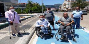 AYVALIK'TAN MARMARİS'E SOSYAL DAYANIŞMA