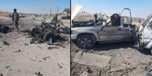 Bomba yüklü araç patladı: 7 yaralı