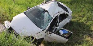 Feci kazada 2 ölü, 2 yaralı
