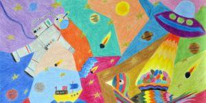 Pınar Çocuk Resim Yarışması'nı kazanan minik ressamlar belli oldu