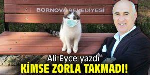 KİMSE ZORLA TAKMADI!