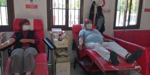 Yurt Sendikalarından kan bağışına tam destek