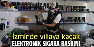 Kaçak elektronik sigara operasyonu!