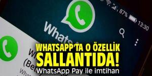 WhatsApp'ta o özellik sallantıda!