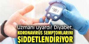 Uzmanı uyardı! Diyabet, koronavirüs semptomlarını şiddetlendiriyor