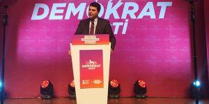 """Demokrat Parti'den """"çoklu baro düzenlemesi"""" açıklaması"""