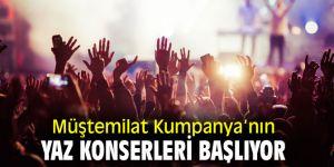 İzmir'de Müştemilat Kumpanya'nın yaz konserleri başlıyor