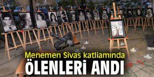 """Başkan Aksoy, """"27 yıl geçmiş ama acısı dinmedi"""""""