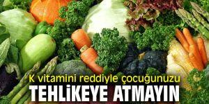 Uzmanı uyardı! K vitamini reddiyle çocuğunuzu tehlikeye atmayın