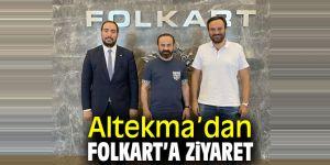Altekma'dan Folkart'a ziyaret