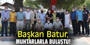 """Başkan Batur, """"Ne gerekiyorsa yapacağız"""""""