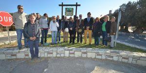 Foça 'Tarihi Yürüyüş Yolu' Yaşama Geçiyor