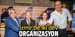 İzmir'de iki dev organizasyon