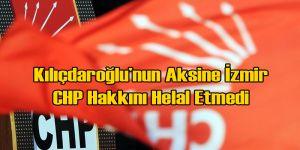 Kılıçdaroğlu'nun Hakkını Helal Etmesinden Sonra İzmir'den Farklı Açıklama