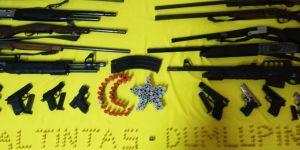 Kaçak silah operasyonunda 2 gözaltı