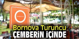 Bornova Turuncu Çemberin içinde