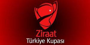 Ziraat Türkiye Kupası'nda kura çekimi