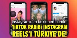 Instagram'dan beklenen hamle! TikTok rakibi Instagram Reels'i Türkiye'de!