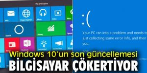 Windows 10 Ağustos 2020 güvenlik güncellemesi şaşırttı