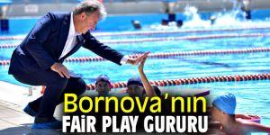 Bornova'nın Fair Play gururu