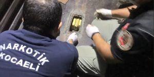 Tırda 132 kilo 800 gram eroin ele geçirildi