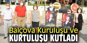 CHP, Balçova Kuruluşu ve Kurtuluşu Kutladı
