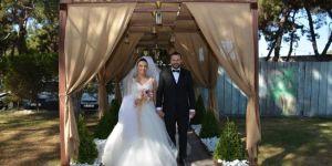 Tuğçe Merdin ile Halil Kocakabak dünya evine girdi