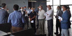 TOSB İnovasyon Hizmet Merkezi açıldı