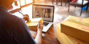 E-ticaret atağı sürüyor
