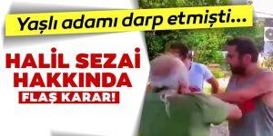 Halil Sezai hakkında soruşturma başlatıldı!