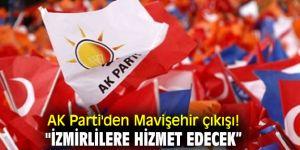 AK Parti'den Mavişehir çıkışı!