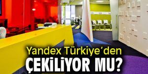 Türkiye'de Yandex hizmetlerine ne olacak?